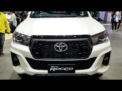 รีโว้2018 >> Download Youtube mp3 - 2018 Toyota Hilux Revo Smart Cab 4x4 2.8 G Rocco ราคา 953,000 บาท
