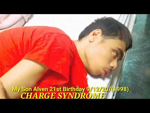 CHARGE SYNDROME SON  21ST BIRTHDAY 🤹♂️💞♥️
