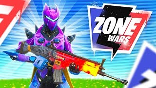 Welcome to Fortnite ZONE WARS!