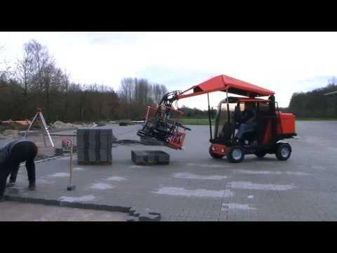 Optimas Optimas Pflasterverlegemaschine Typ H88