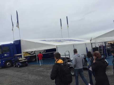 Motorsport Hospitality Awnings and Equipment by Gala Tent