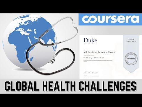 The Challenges of Global Health All Quiz Answers l Coursera Free ...