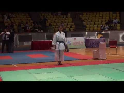 Download Kata GOJUSHIHO SHO By Deepika Dhiman (IND) - 14th Kamagata Cup Open Championship HD Mp4 3GP Video and MP3
