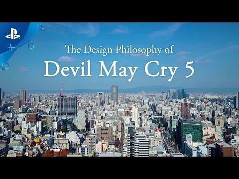 Devil May Cry 5 | The Design Philosophy | PS4