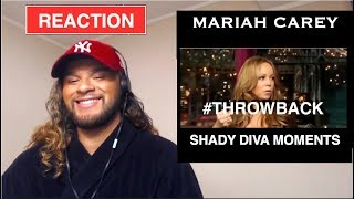#THROWBACK   MARIAH CAREY   SHADIEST DIVA MOMENTS (REACTION)