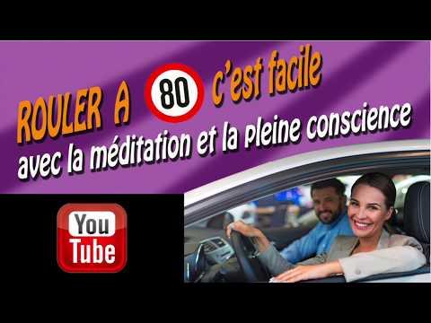Respire et roule à 80 ! Conduire ZEN avec la pleine conscience et la préparation mentale
