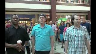 """Les Miserables"" Flash Mob"