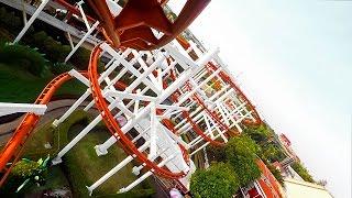 รถไฟเหาะ Sky Coaster - สวนสนุก Dream World