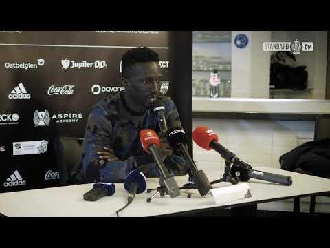 Mbaye Leye après la qualif