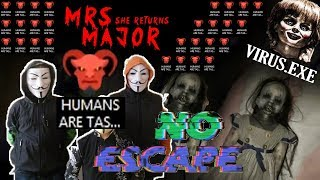 СТРАШНЫЙ ВИРУС - MrsMajor2.0.exe