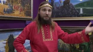 V 1. múzeu slovanskej mytológie v Tomsku