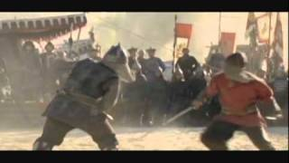 Full Duel between Mansur and Erali from Nomad : The Warrior