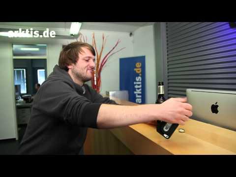 iPhone 5 / 5s Flaschenöffner Case (by arktis.de)