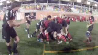 preview picture of video 'Rugby Club Martorell (RCM) vs Anoia Rugby Club (ARC) - Amistós (Vídeo 1/6) Ref Cam'