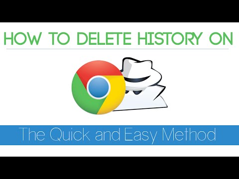 How to delete browsing history on google chrome | The Permanent Solution