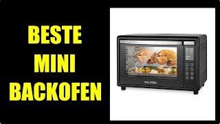 ► BESTE MINIBACKOFEN DER WELT ★ Mini Backofen - Mini Pizzaofen kaufen ★ Minibackofen first austria