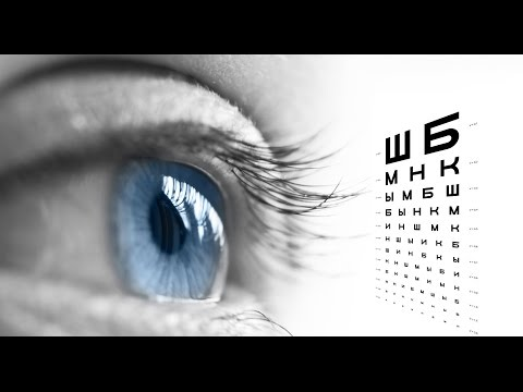Плохое зрение в россии