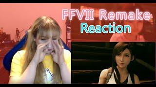 Full Official E3 Final Fantasy 7 Remake Reaction Trailer - Tifa Revealed!