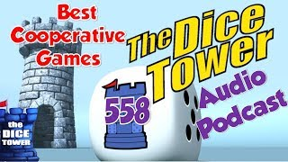 Dice Tower 558 - Best Cooperative Games