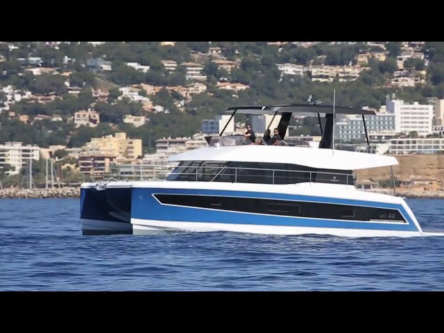 Fountaine-Pajot MY44 review | Motor Boat & Yachting