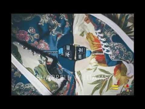 "Pharrell Williams x adidas Stan Smith ""Floral"" Jacquard Pack"
