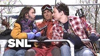 Boston Teens: Ski Lift - SNL