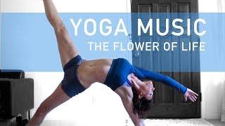 """Music for Yoga Vinyasa Flow """"Flower of Life"""" by Jonny Be"""