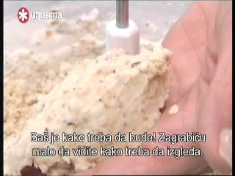 Brzi hleb - VIDEO RECEPT