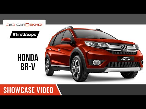 #first2expo | Honda BR-V Showcase Video @AutoExpo2016