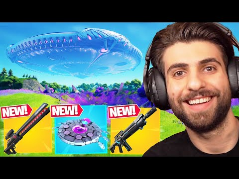 Everything Epic Didn't Tell You In Fortnite Season 7! (UFO Vehicles, New Items, Map Change + MORE!)