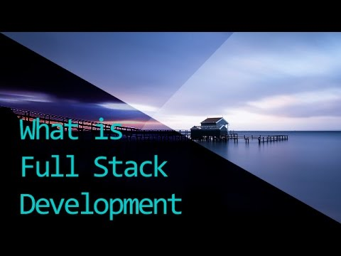 Developer Talk: What is Full Stack Development?