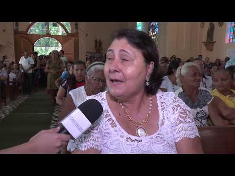 Fiéis participam de celebração em Altos pelo Dia de São José