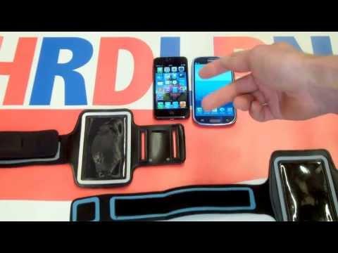 Sportarmband Iphone 5 en de keuzes