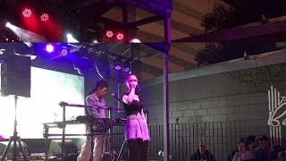 Lee Hi (이하이)- Here Come The Regrets live SXSW 2018