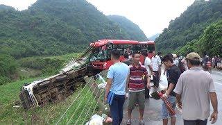 Thăm hỏi, hỗ trợ những nạn nhân vụ tai nạn giao thông nghiêm trọng tại Hòa Bình
