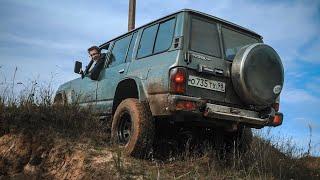 Nissan Patrol за 100 тысяч рублей. Дешёвки. Новый проект.