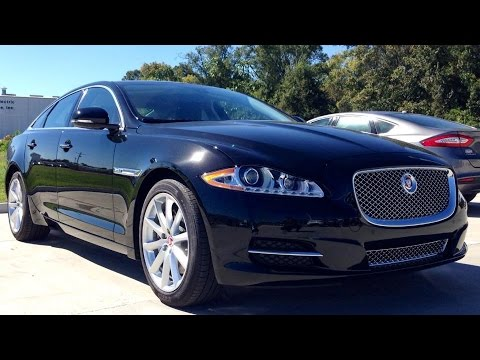2015 Jaguar XJ Supercharged Full Review, Start Up, Exhaust