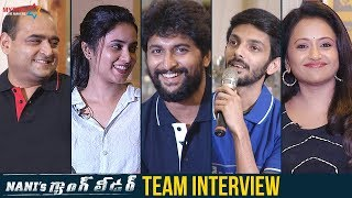 Nani's Gang Leader Team Interview With Suma | Nani | Karthikeya | Vikram Kumar | Anirudh Ravichander