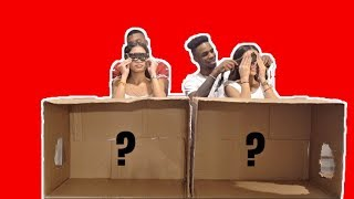WHAT'S IN THE BOX CHALLENGE!!! *EXTREMELY FUNNY*