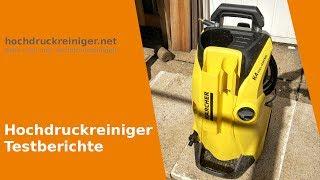 Kärcher K4 Hochdruckreiniger im Test - hochdruckreinigen.net