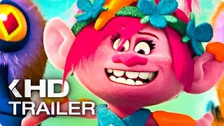 trolls trailer 2 german deutsch 2016