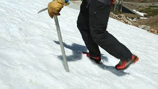 Alpine & Mountaineering: 1. Ice Axe Positions | Climbing Tech Tips