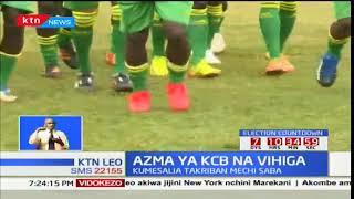 KCB washikilia nafasi ya kwanza katika NSL