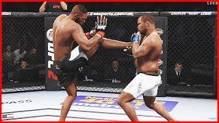 UFC 214: JON JONES VS DANIEL CORMIER - UFC 2 Gameplay