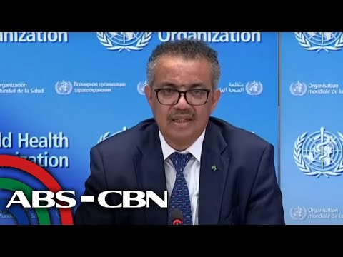 [ABS-CBN]  W.H.O.: Worst yet to come from pandemic | ANC (30 June 2020)