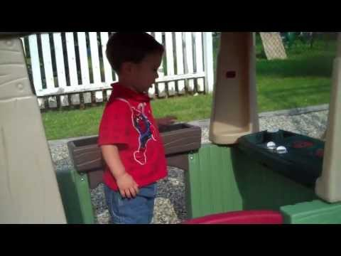 514 - Little Tikes Home & Garden Playhouse