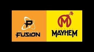 Highlights Philadelphia Fusion vs Florida Mayhem | 2019 Season | Stage 1 Week 2 Day 1