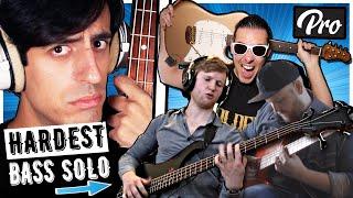 Davie504 Hardest Bass Solo EVER | PRO Cover (Guitar Hacks Used!)
