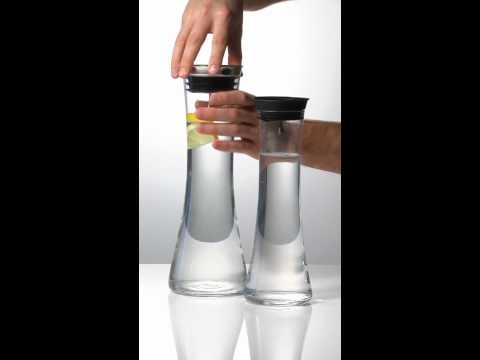 Youtube video about the Menu Water jug