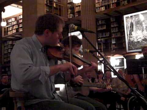 Martin Devaney-Wise Blood live at James J. Hill reference Library 4/9/10